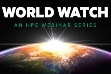 World Watch, серия веб-семинаров HPE