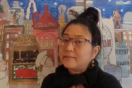 HPE Harumi Kuno