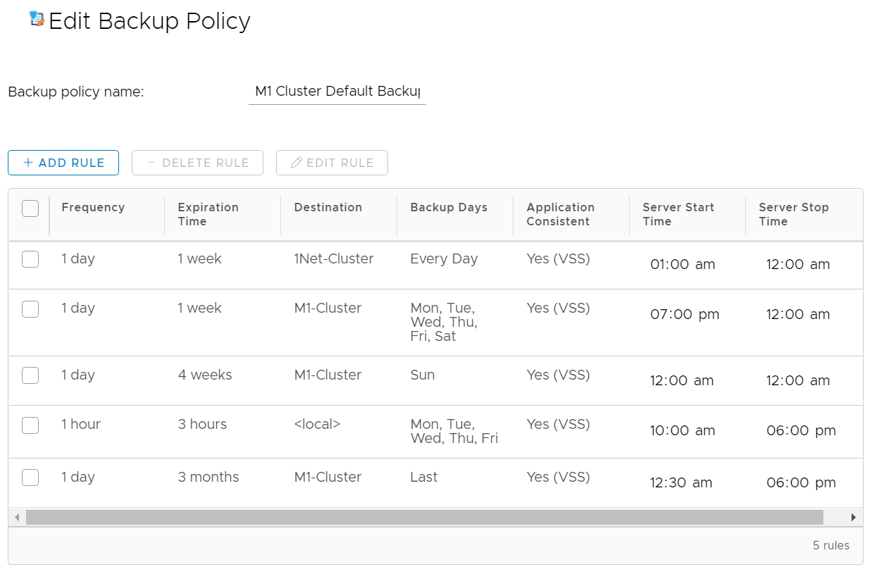 SimpliVity backup policy trial.png