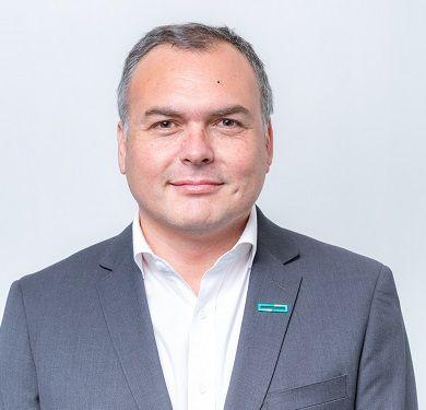 Héctor Urrutia, Especialista de Ventas GreenLake HPE Chile
