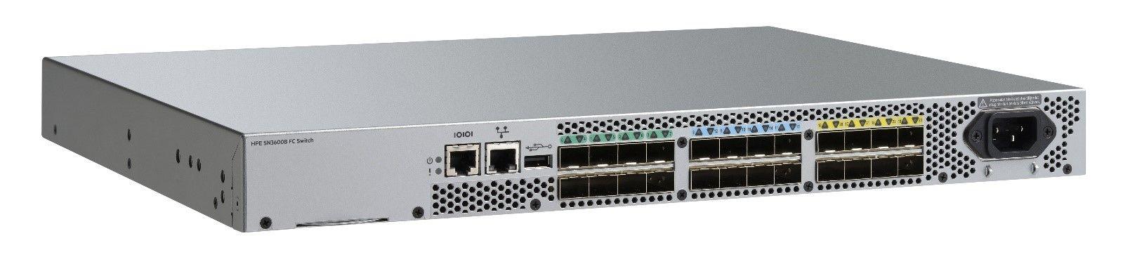 The HPE B-series SN3600B