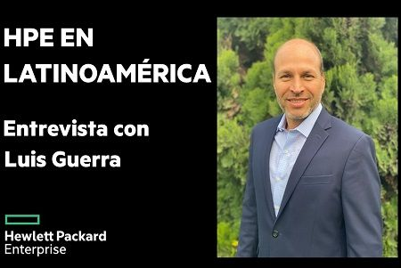 Luis Guerra, HPE Perú, Ecuador, Bolivia