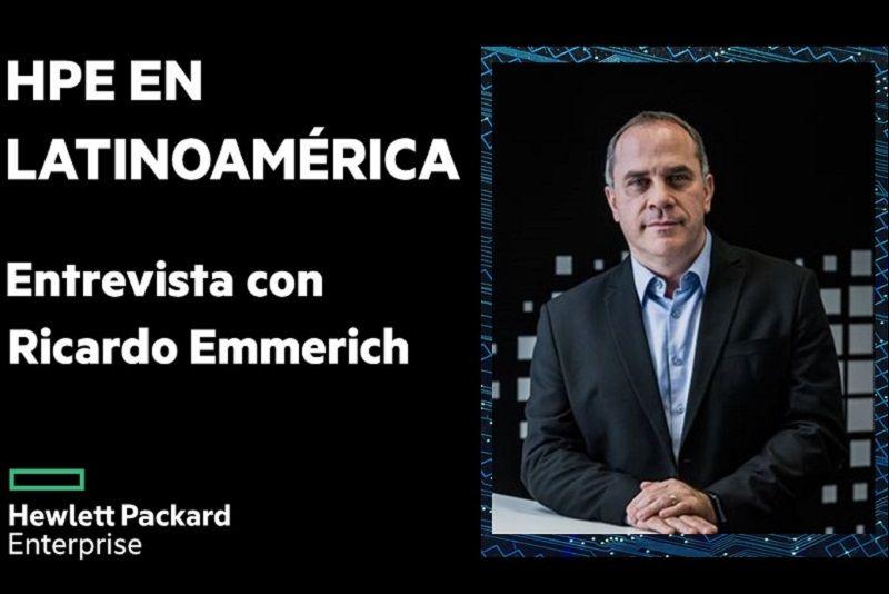 HPE Brasil, Ricado Emmerich Director