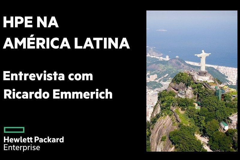 HPE Brasil, Ricardo Emmerich, Diretor