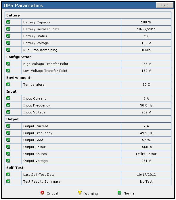 HP R3000XR UPS