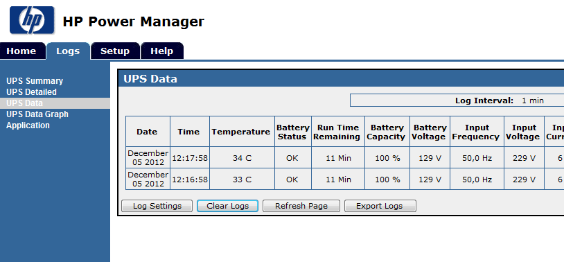 HP Power Manager