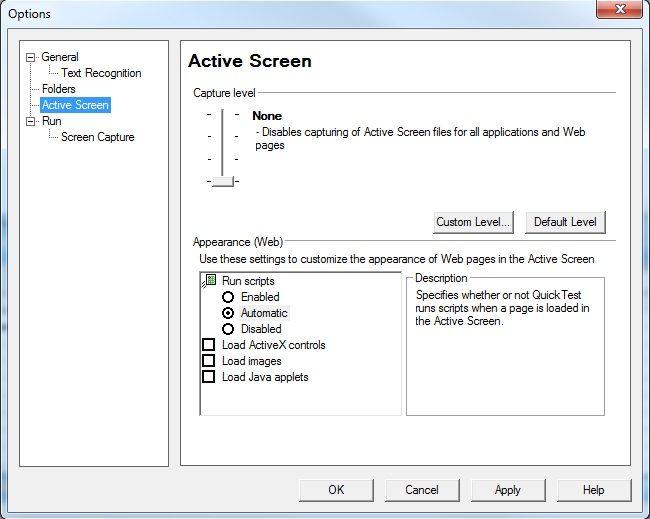 ActiveScreen