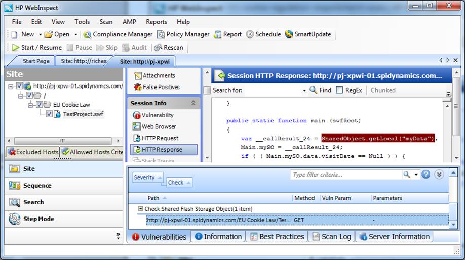 Identify Adobe Flash Local Storage Objects (LSOs)