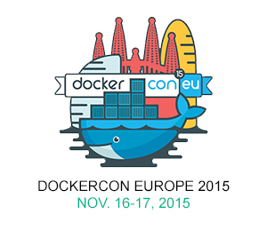 DockerCon EU Here we Come!