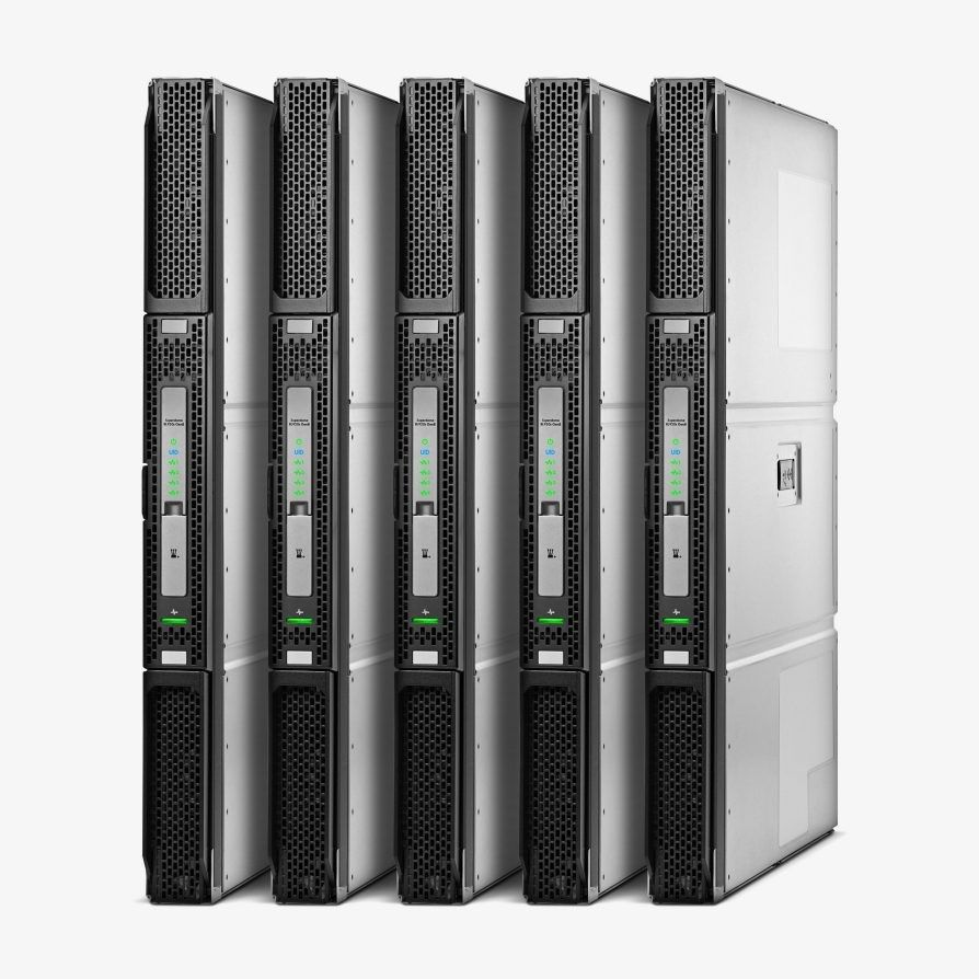 HPE Integrity Superdome X