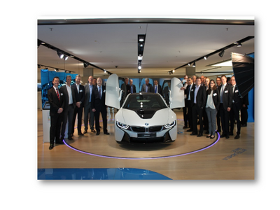 OEM Executives at the Munich IoT Event