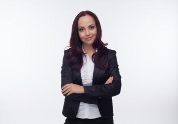 Marieta Stefanova, Talent Acquisition lead at Hewlett Packard Enterprise Bulgaria