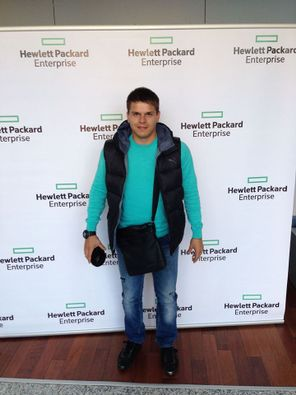 Svetlin Lazarov, Mainframe Deep Tech. Support Engineer - HPE Bulgaria