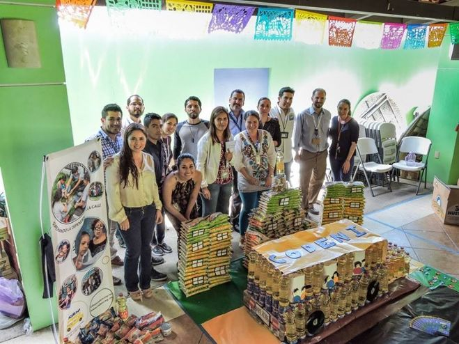 HPE Gives - Employee program to give back to the community