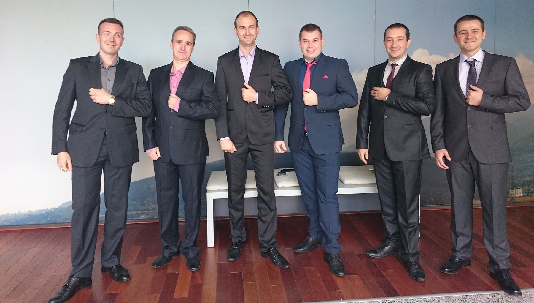 Suits day! Network Engineers.