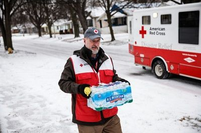Photo courtesy of the American Red Cross