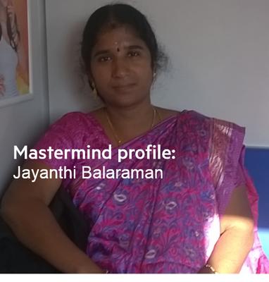 Jayanthi Balaraman