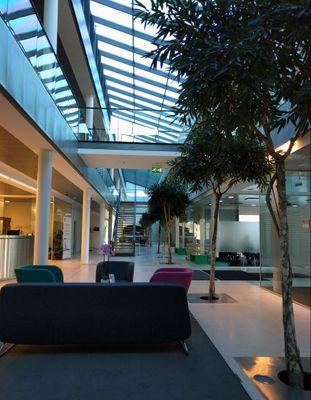 HPE Denmark offices