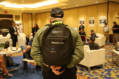 Don't miss out on HPE Master ASE swag!