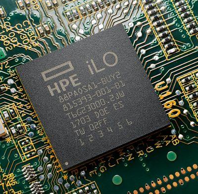 HPEs Silicon Root of Trust verankert Sicherheit direkt im iLO-Chip mithilfe eines unveränderbaren Fingerabdrucks.