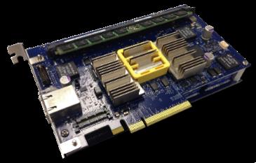 SimpliVItyハードウェアアクセラレーターカード