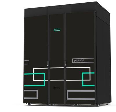 Das System SGI 8600