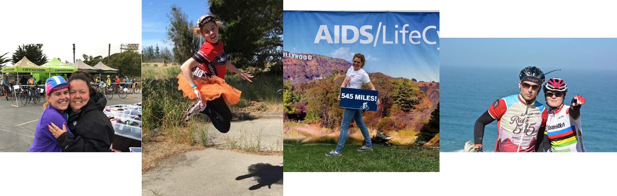 """From a stop in Bradley, CA where we raise 58K, to a fun """"Red Dress"""" day,  follow by the goal achieved at Fairfax High School in LA with the miles completed -  Next year we are hoping for more HPE employees to join - YOU CAN DO IT!"""
