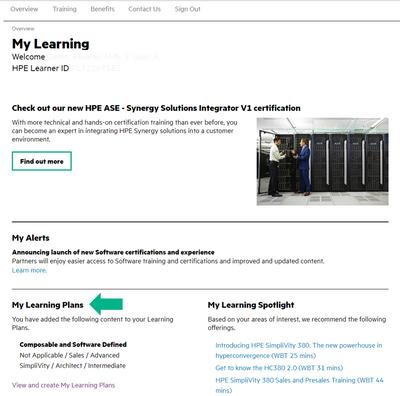 My Learning Portal