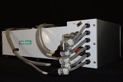 Die HPE-Apollo-40-Systeme werden mit spezieller Kühlung auf der internationalen Raumstation eingesetzt