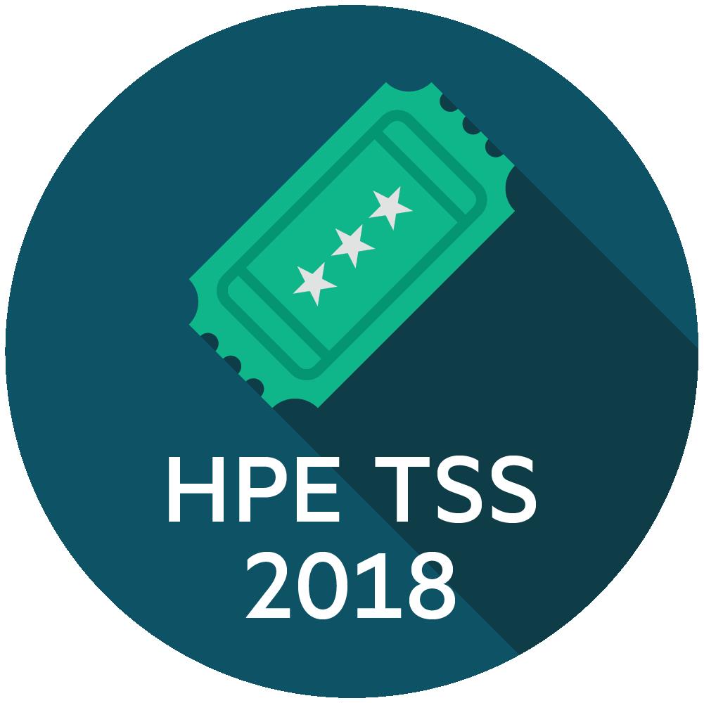 HPE TSS 2018
