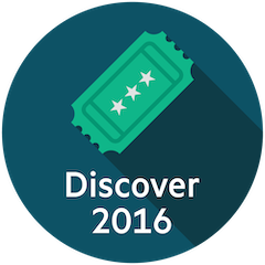 Discover 2016 London