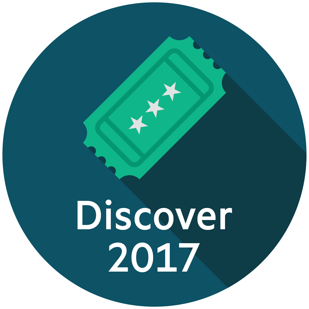 Discover 2017 Madrid