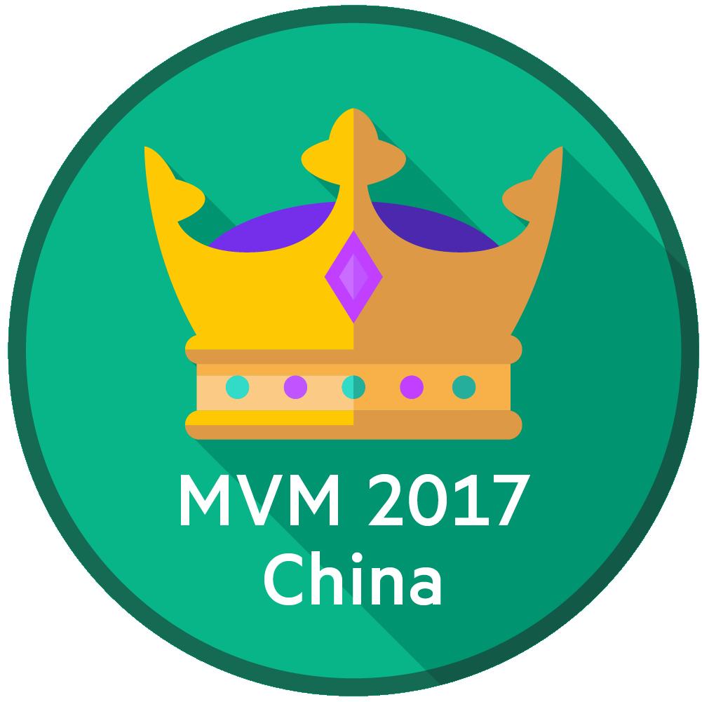 MVM 2017 - China