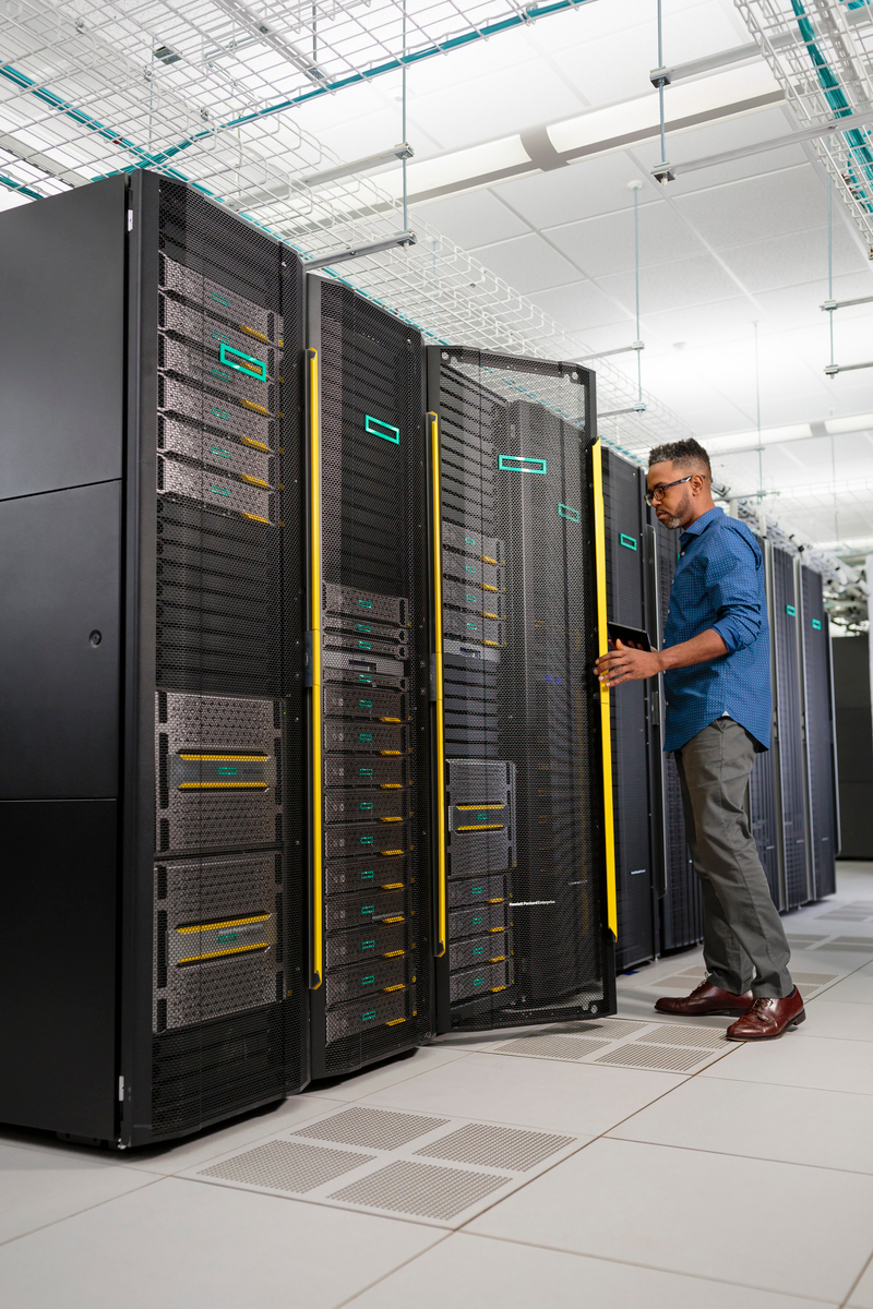 Array - develop your expertise in implementing advanced hp      rh   community hpe com