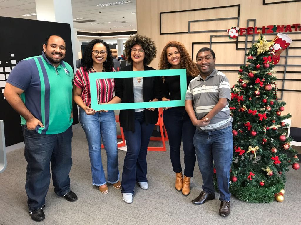 HPE launched our first Black Employee Network in Brazil this year.