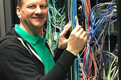 Rheid Schloss - HPE Storage Solutions Lab