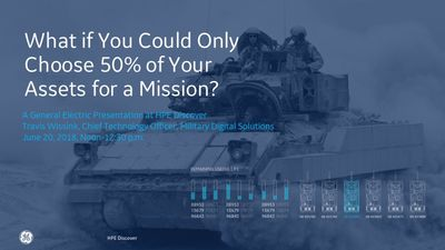 GE at HPE Discover- What If You Could Only Choose 50% of Your Assets for a Mission.jpg