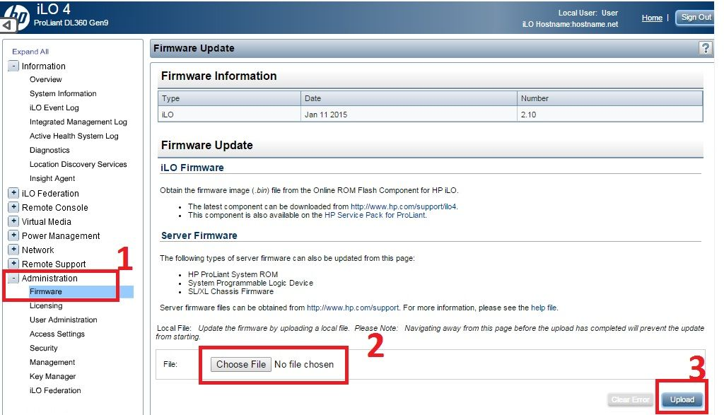 HP ProLiant ML310e Gen8 v2 BIOS Update - Hewlett Packard Enterprise