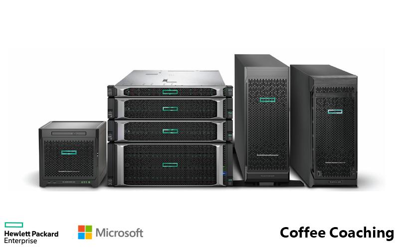 Server basics: HPE ProLiant Gen10 Server types for SMBs