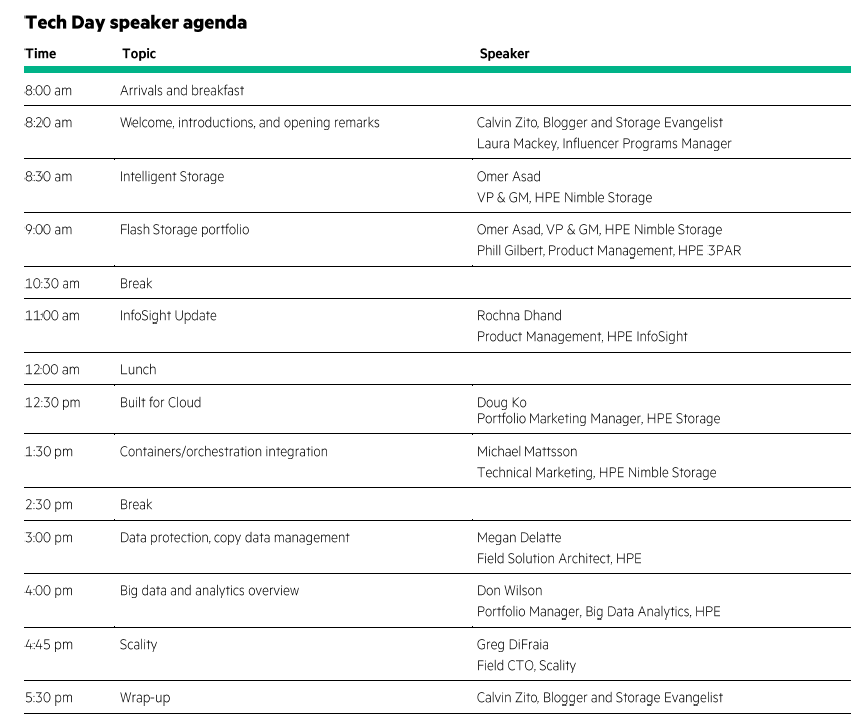 HPE Storage Tech Day Agenda.PNG