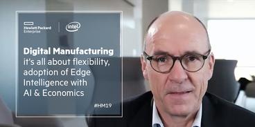 Volkhard Bregulla, Vice President Global Sales Manufacturing, Automotive und IoT