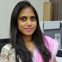 Sripriya Jayaraman, Senior Manager, Pointnext Escalations Management