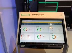 HPE InfoSight showcased at MWC
