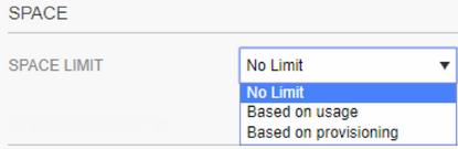 NimbleOS 5.1.x Options