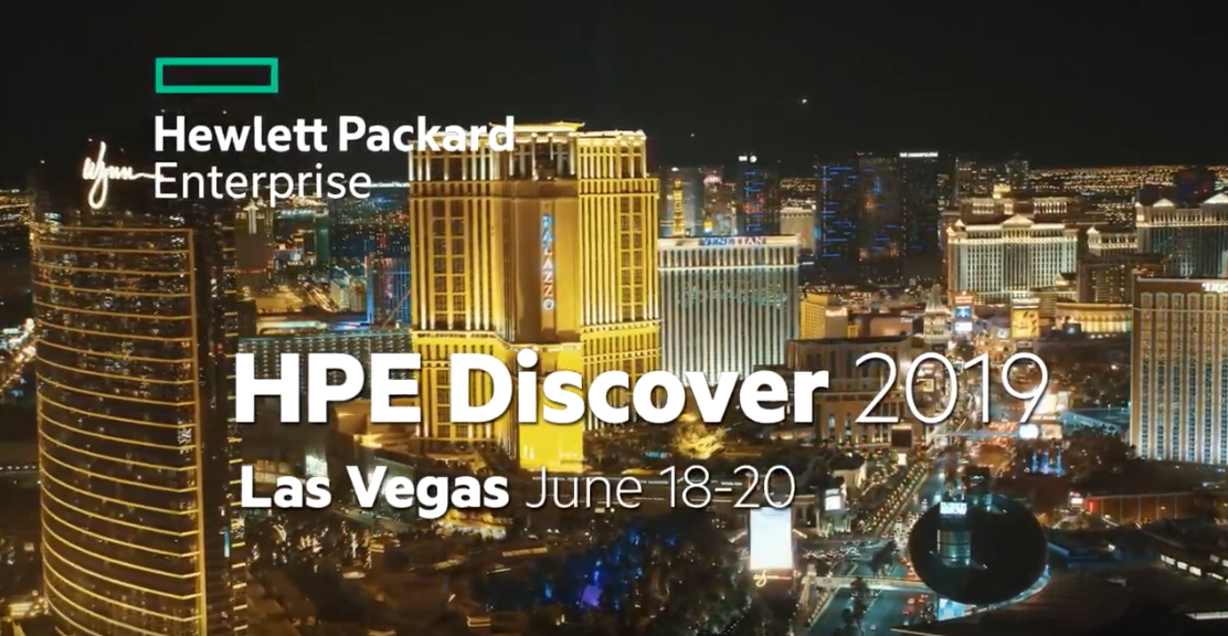 Billedresultat for hpe discover 2019