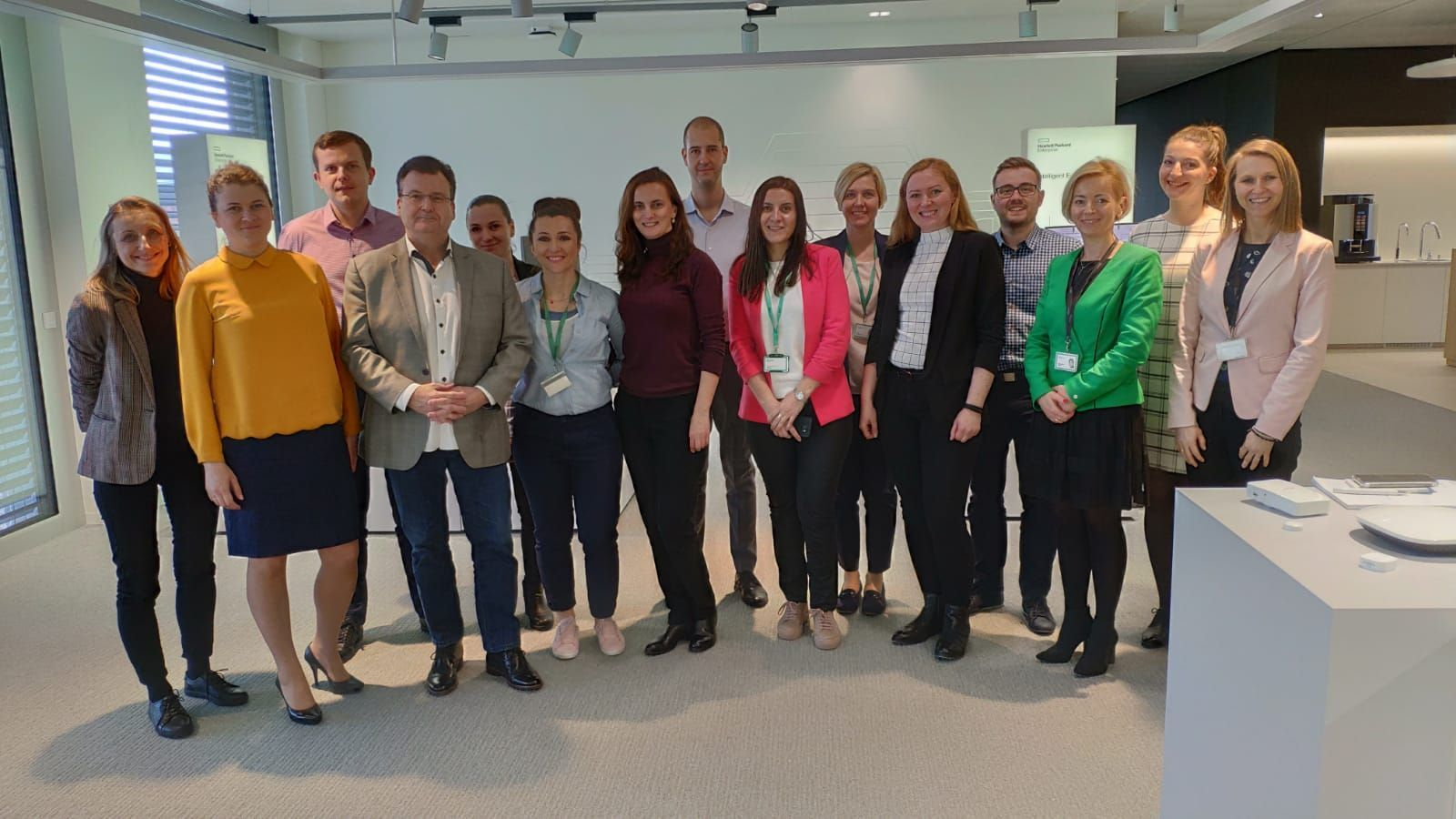 Dr. Tom hosted Finance Talent at the IoT Lab in Geneva