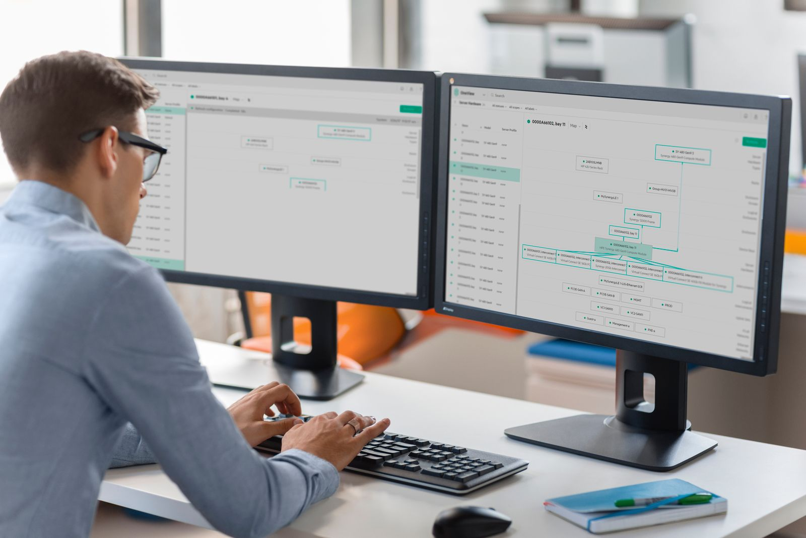 What's New with HPE OneView 5.0