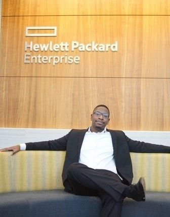Sidney Taylor, Solutions Architect at Hewlett Packard Enterprise