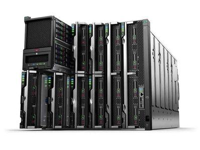 HPE ConvergedSystem 750
