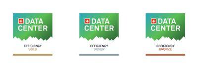 Swiss Data Center Efficiency Label für effiziente Rechenzentren